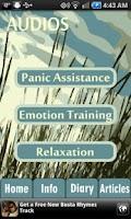 Screenshot of Stop Panic & Anxiety Self-Help