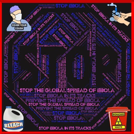 Stop Ebola Game LOGO-APP點子