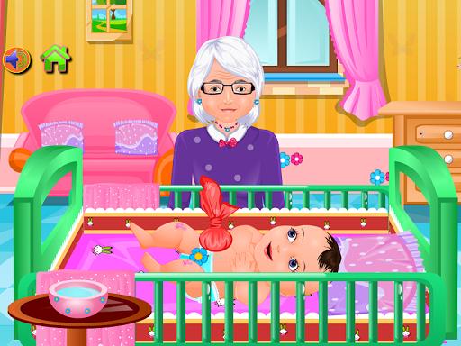 Grandmother Baby Care Feeding 6.7.4 screenshots 4