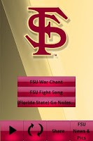 Screenshot of Florida St. Seminoles Gameday