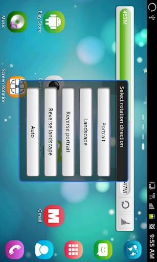 PC u7528 Screen Rotation Control 2