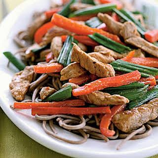 Szechuan Pork.