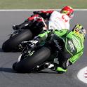 Racing moto: Free game icon