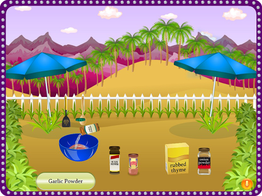 玩免費休閒APP|下載이드 그릴 요리 게임 app不用錢|硬是要APP