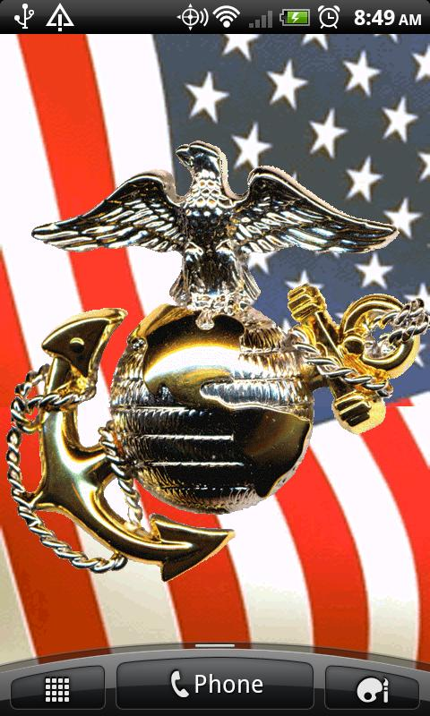 Marine Corps Live Wallpapers - Android Apps on Google Play