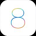 IOS8 Lock Screen icon