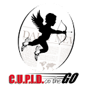 C.U.P.I.D. On the Go! logo