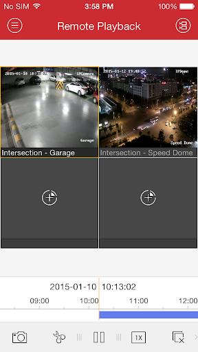 iVMS-4500 4.7.2 screenshots 2