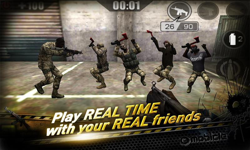 Special Force - Online FPS - screenshot