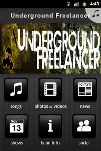 Underground Freelancer