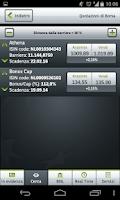 Screenshot of Quotazioni di Borsa