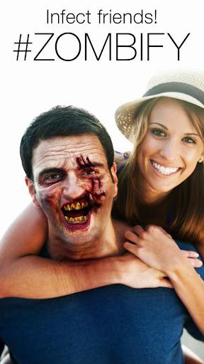 Zombify - Zombie Photo Booth 1.4.6 screenshots 5