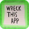 Wreck This App logo
