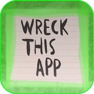 Wreck This App icon