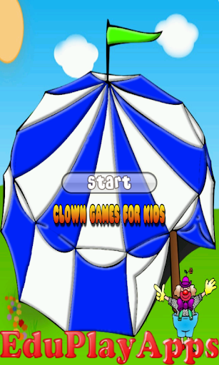 Clown Games for Kids