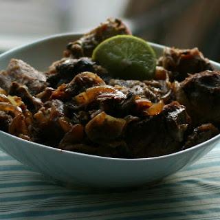 Slow Cooker Dry Rub Pork Roast.