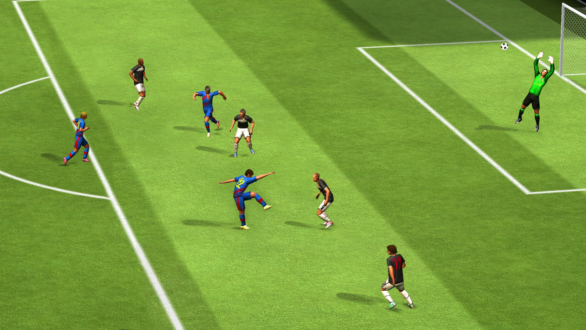 Real Soccer 2013 screenshot #6