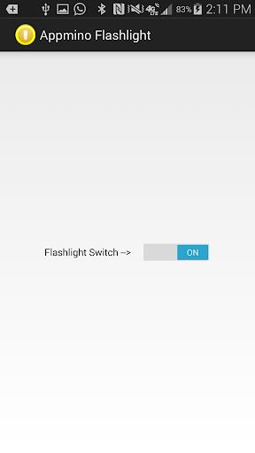 Appmino Flashlight