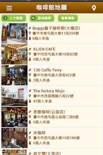台中城市咖啡館