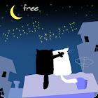 Valentine Cat Live Wallpaper Free icon