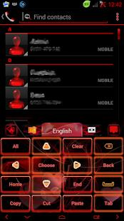 心脏火焰GO输入法主题|玩個人化App免費|玩APPs