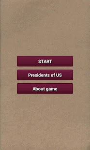 Presidents of U.S.-quiz - screenshot thumbnail