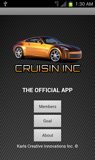 Crusin Inc Official App