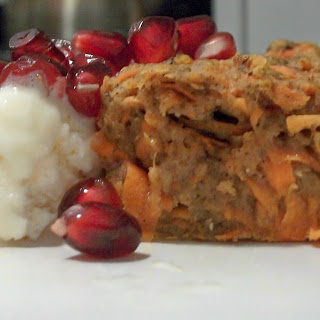 Carrot Pudding Cake