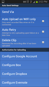 Call Recorder Galaxy S9 | Total Recall v2.0.77 [Unlocked] APK 3