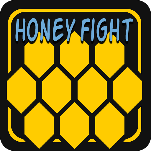 Honey Fight LOGO-APP點子