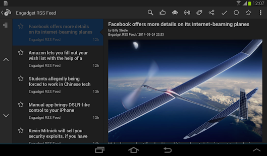Inoreader - RSS & News Reader Screenshot 23