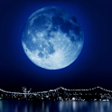 3D moonlight Live Wallpaper HD icon