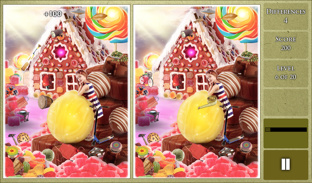 Hidden Difference - Candyland - screenshot