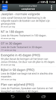 Screenshot of Statenvertaling Bijbel