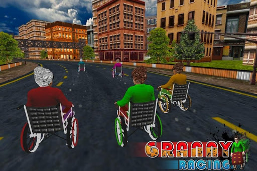 Granny Racing ( 3D Fun Game)  screenshots EasyGameCheats.pro 1