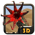 Worm of Death 3D No Adds icon
