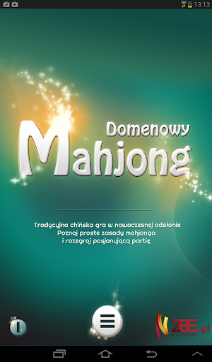 Domenowy Mahjong