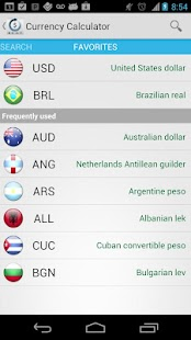 Currency Converter - Exchange- screenshot thumbnail