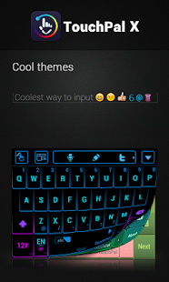 Tagalog TouchPal Keyboard - screenshot thumbnail