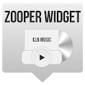 CLN Music - Zooper Widget Skin icon