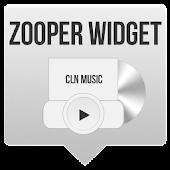 CLN Music - Zooper Widget Skin