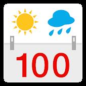 100jähriger Kalender