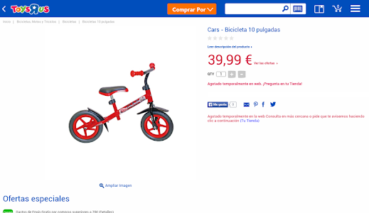 "Toys""R""Us España screenshot 6"