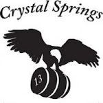 Logo of Crystal Springs Blood Orange Summertime Anytime