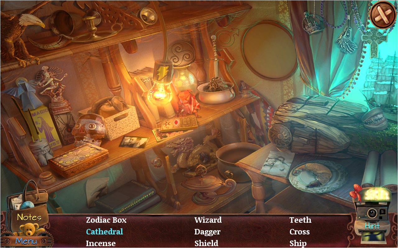 Deadly Puzzles: Toymaker (Full)- screenshot
