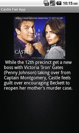 Castle Fan App