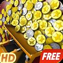 Coins Dozer Saga - Big Coins icon