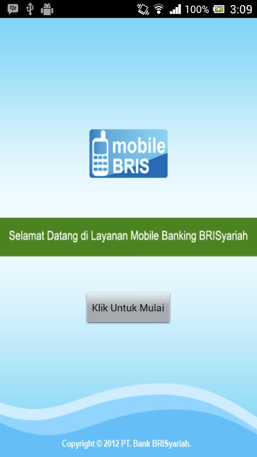 mobileBRIS - screenshot