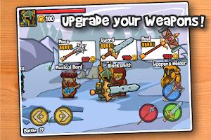Screenshot of Paladin vs Demons