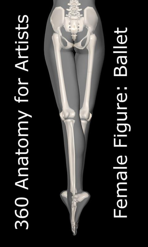 Anatomy for Artists: Ballet - screenshot